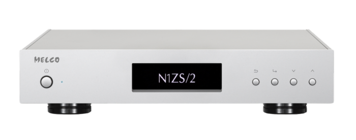 Melco N1ZS/2 @ Audio Therapy