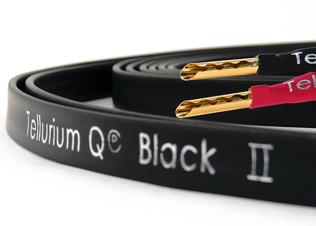 Tellurium Q Black II Speaker Cable @ Audio Therapy