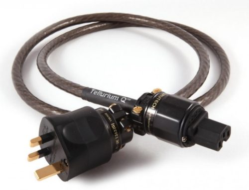 Tellurium Q Black Power Cable @ Audio Therapy