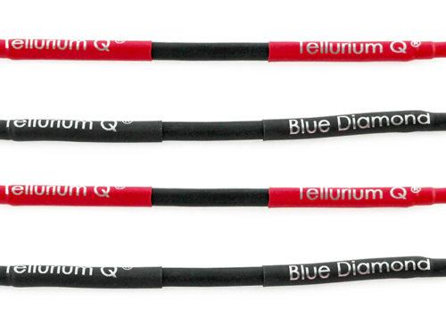 Tellurium Q Blue Diamond Jumpers @ Audio Therapy