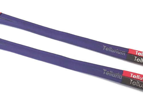 Tellurium Q Ultra Blue Jumpers @ Audio Therapy