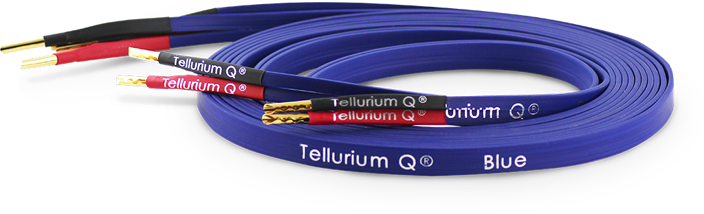 Tellurium Q Blue Speaker Cable @ Audio Therapy