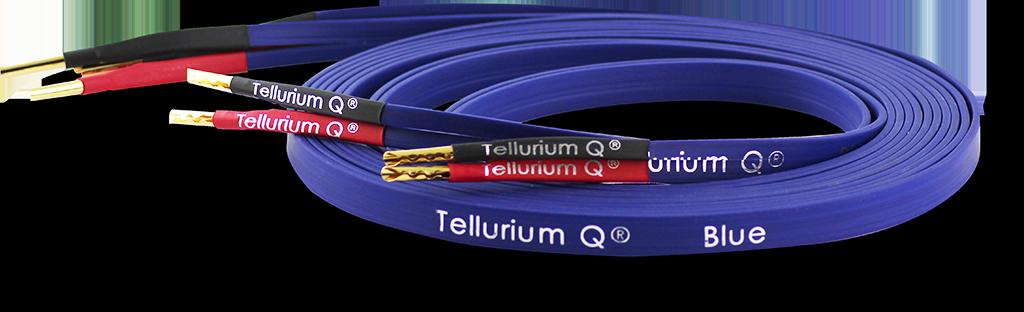 Tellurium Q Blue Speaker Cable @ Audio Therapy