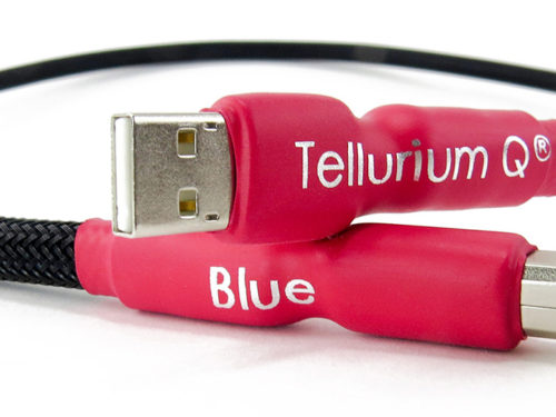 Tellurium Q Blue USB Cable @ Audio Therapy