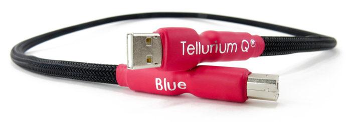 Tellurium Q Blue USB Cable @ Audio Therapy
