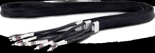 Tellurium Q Silver Diamond Speaker Cable @ Audio Therapy