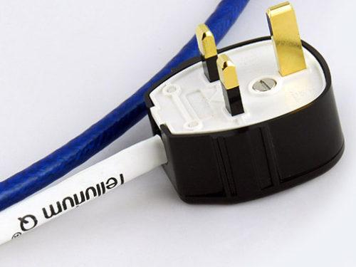 Tellurium Q Ultra Blue Jumpers @ Audio Therapy