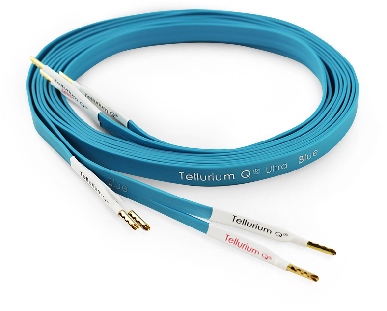 Tellurium Q Ultra Blue Speaker Cable @ Audio Therapy