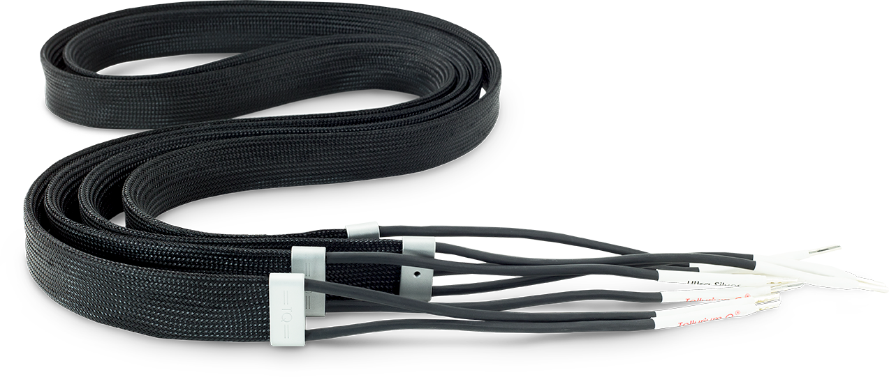 Tellurium Q Ultra Silver Speaker Cable @ Audio Therapy