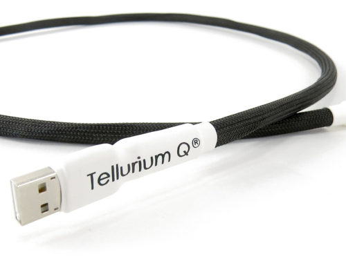 Tellurium Q Ultra Silver USB Cable @ Audio-Therapy