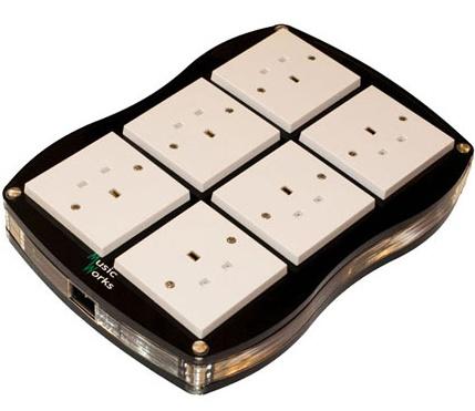 Musicworks Reflex Lite Power Block @ Audio Therapy