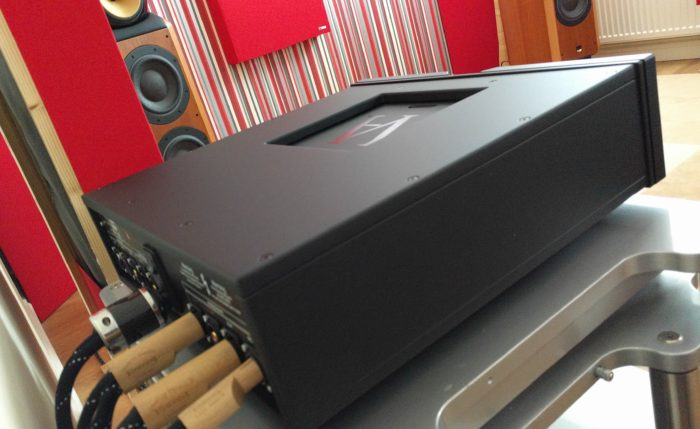 Vitus SCD-025 CD Player @ Audio Therapy