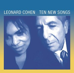 Leonard Cohen Ten New Songs @ Audio Therapy