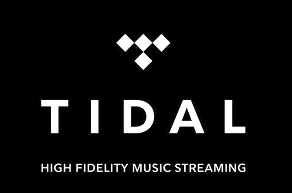 Tidal Logo @ Audio Theapy