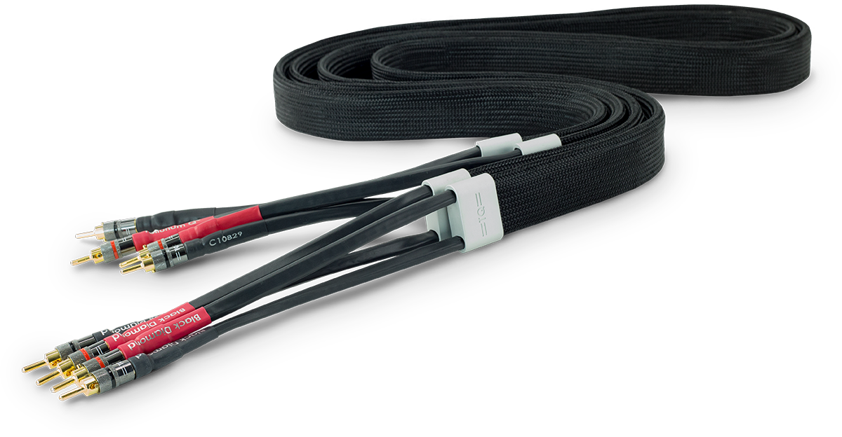 Tellurium Q Black Diamond Speaker Cable @ Audio Therapy