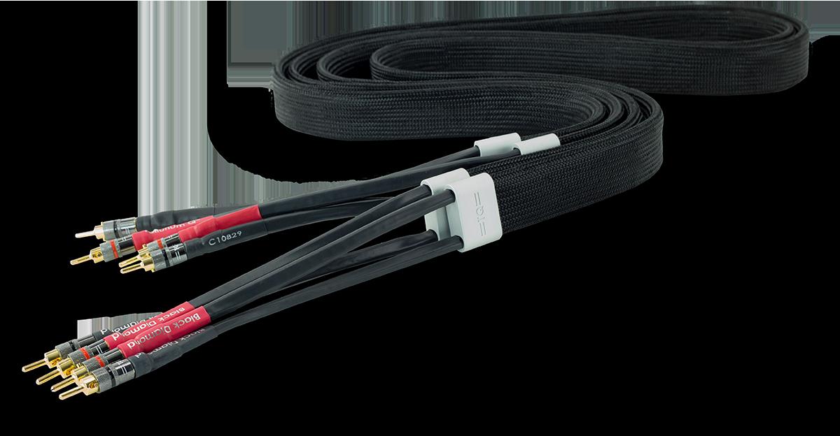 Tellurium Q Black Diamond Speaker Cable @ Audio Therapy