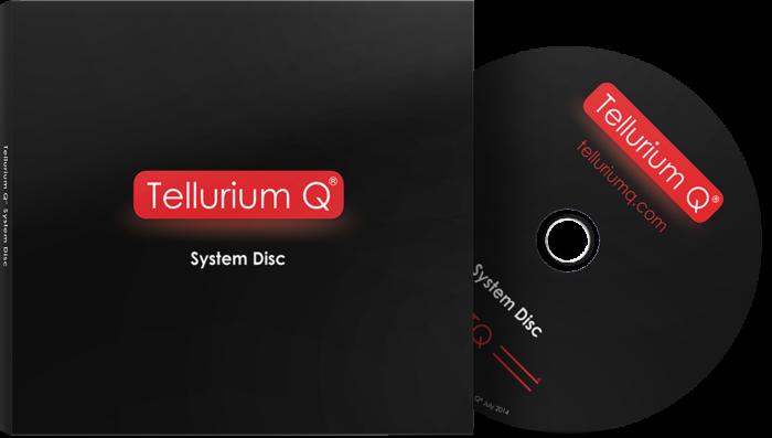 Tellurium Q System Disc @ Audio Therapy
