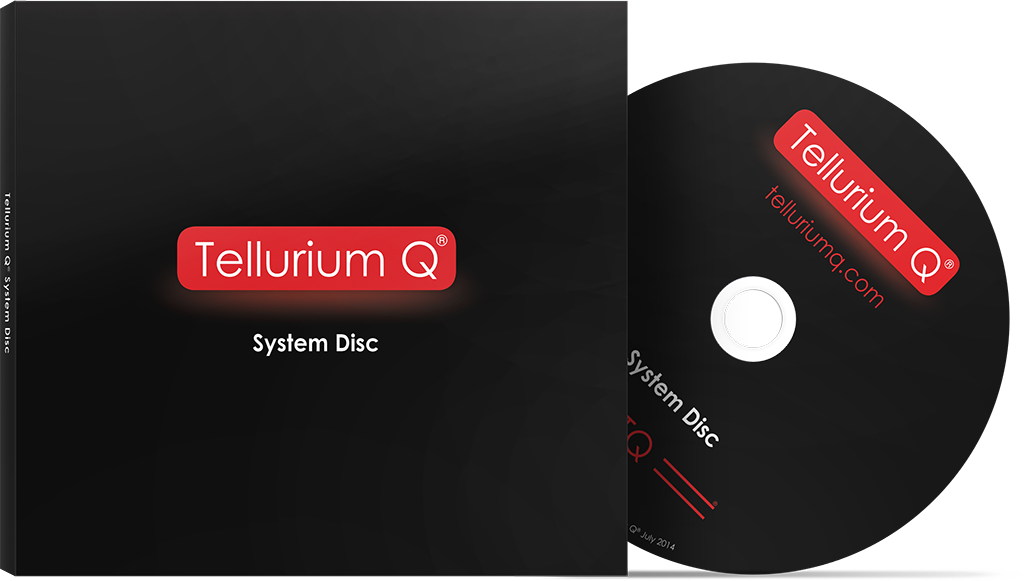 Tellurium Q System Disc @ Audio Therapy