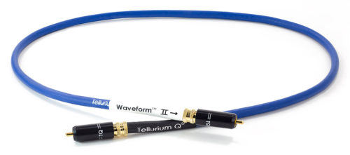 Tellurium Q Blue Digital Interconnect @ Audio Therapy