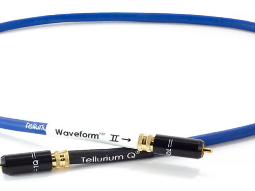 Tellurium Q Digital Cables
