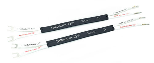 Tellurium Q Silver Jumpers @ Audio Therapy