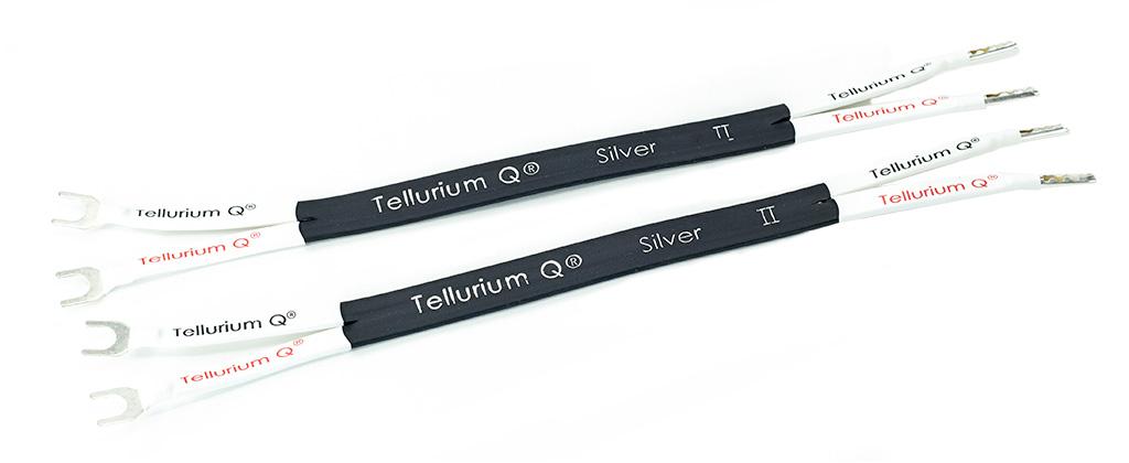 Tellurium Q Silver Jumpers @ Audio Therapy