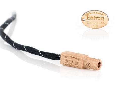 Entreq Infinity Apollo RCA Ground Cable @ Audio Therapy