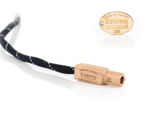 Entreq Infinity Konstantin RCA Ground Cable @ Audio Therapy