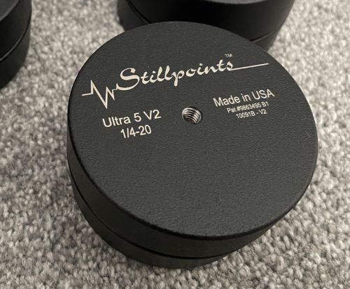 Stillpoints Ultra 5 V2 @ Audio Therapy