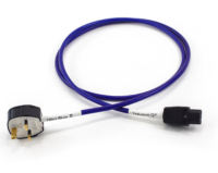Tellurium Q Ultra Blue II Power Cable @ Audio Therapy