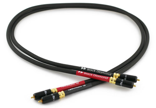 Tellurium Q Black Diamond RCA Interconnect @ Audio Therapy