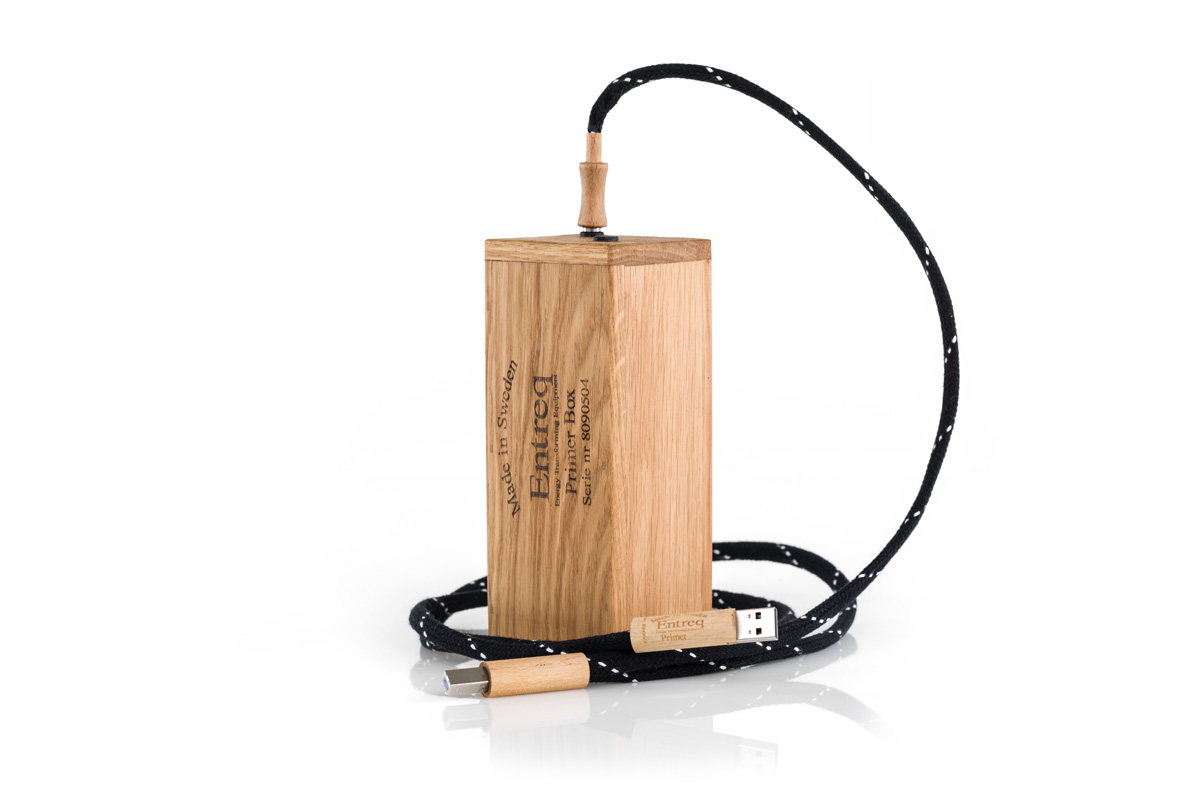 Entreq Primer Pro USB Cable @ Audio Therapy