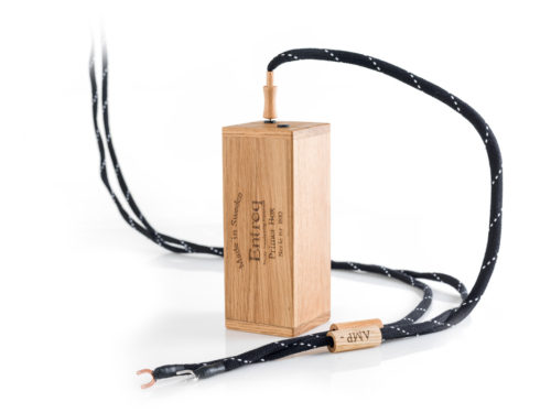 Entreq Primer Speaker Cable @ Audio Therapy