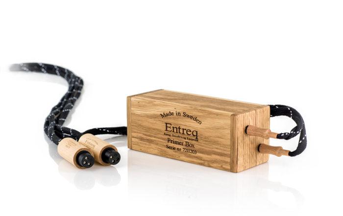 Entreq Primer XLR @ Audio Therapy