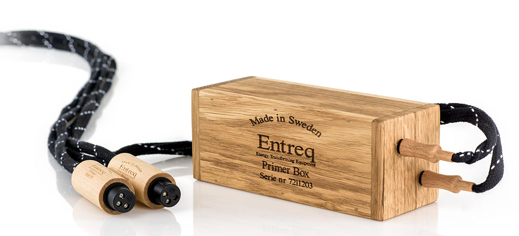 Entreq Primer Pro XLR @ Audio Therapy