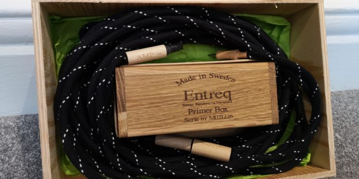 Entreq Primer Pro Speaker Cable @ Audio Therapy