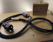 Entreq Discover Infinity Power Cable @ Audio Therapy
