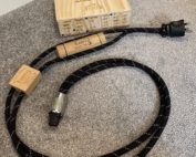 Entreq Infinity Challenger 3V Power Cable @ Audio Therapy