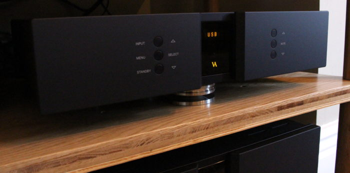 Vitus Audio RD-101 DAC @ Audio Therapy