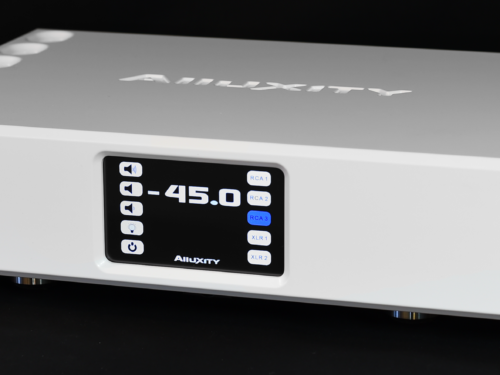Alluxity Integrated One @ Audio Therapy