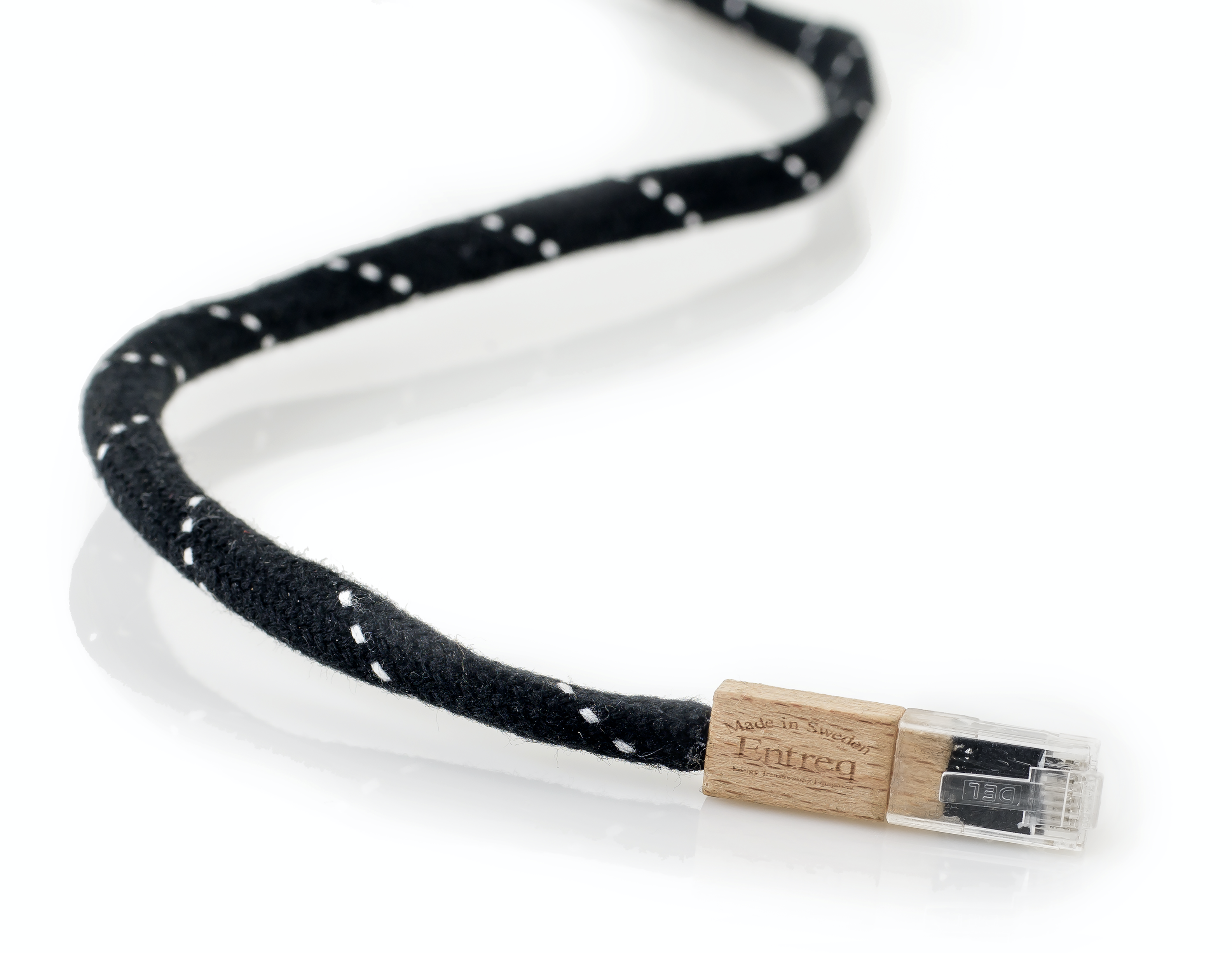 Entreq Infinity Apollo RJ45 Cable @ Audio Therapy