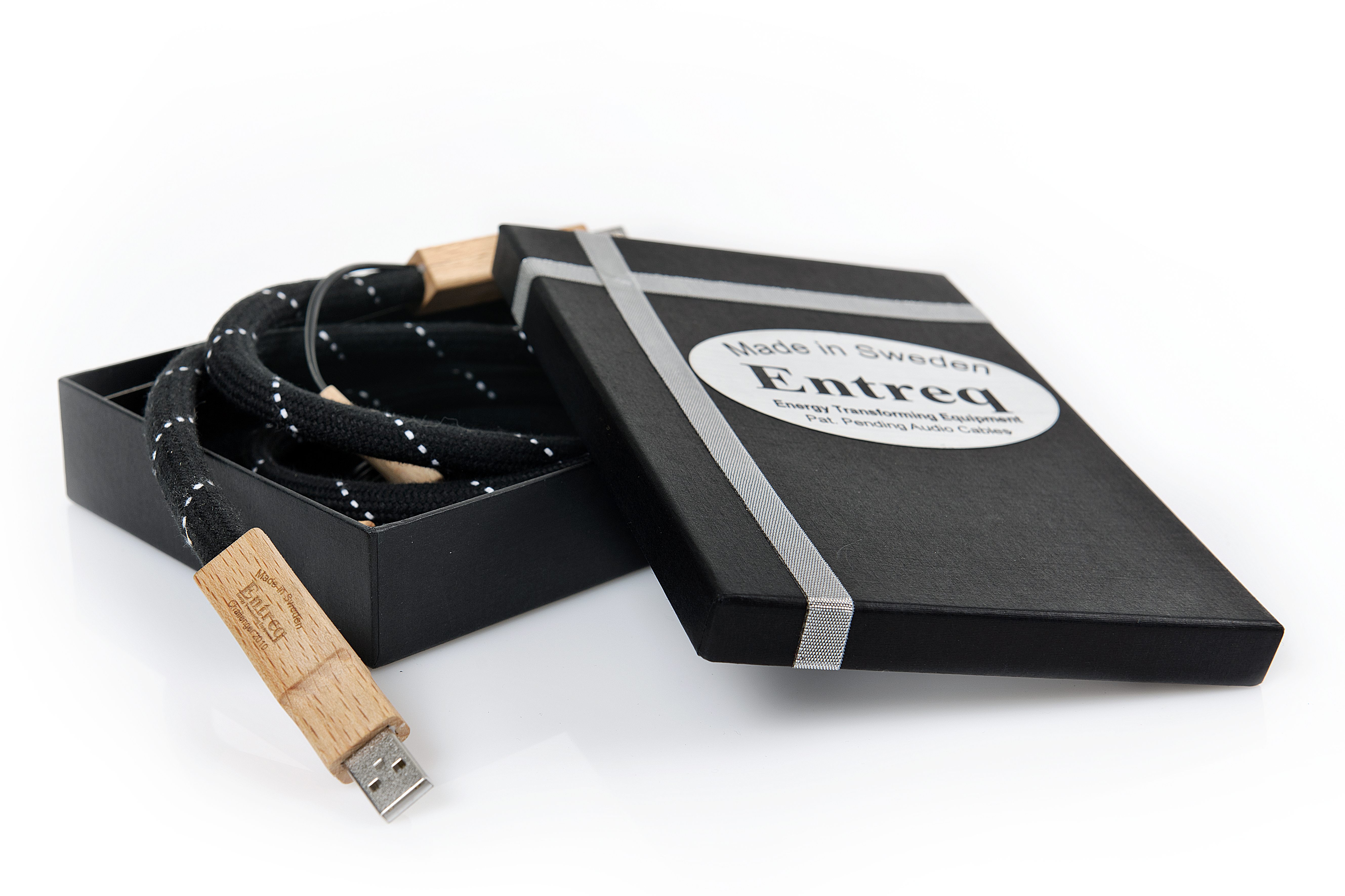 Entreq Challenger Infinity USB Cable @ Audio Therapy
