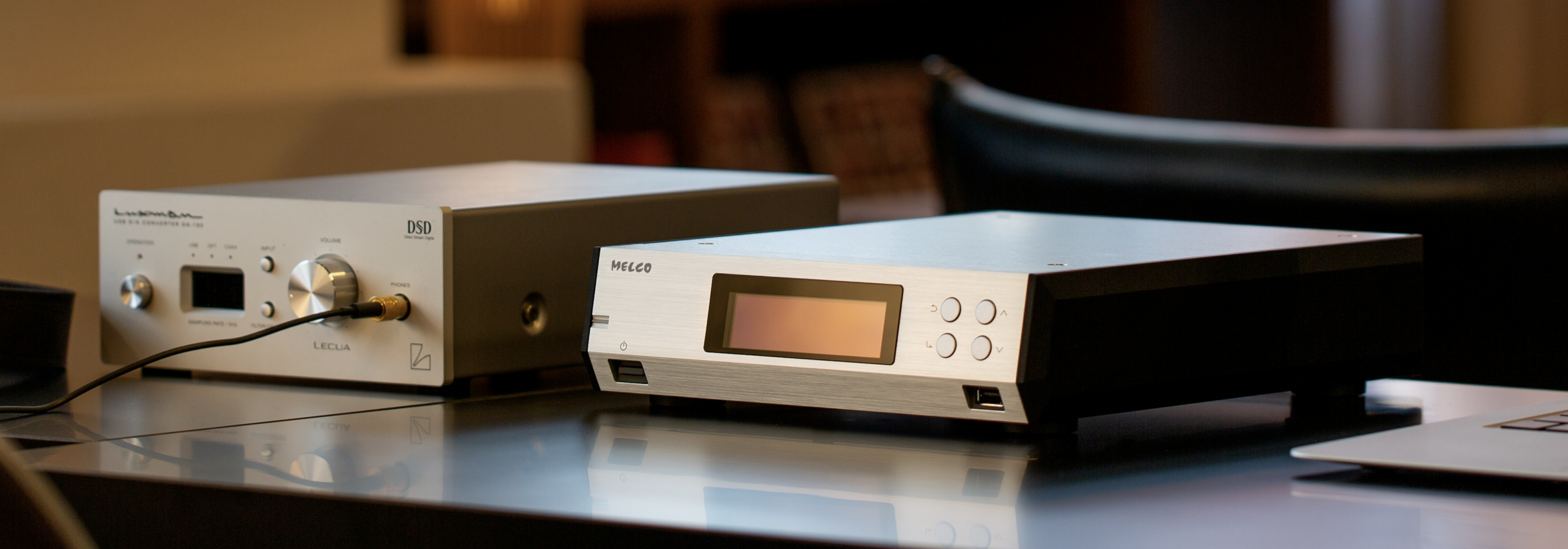 Melco Digital Music Library | Melco Audio | Audio Therapy