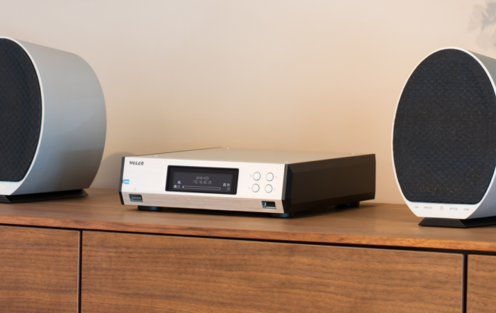 Melco N100 and N10 @ Audio Therapy