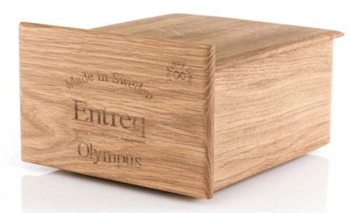 Entreq Olympus Infinity Ground Box @ Audio Therapy