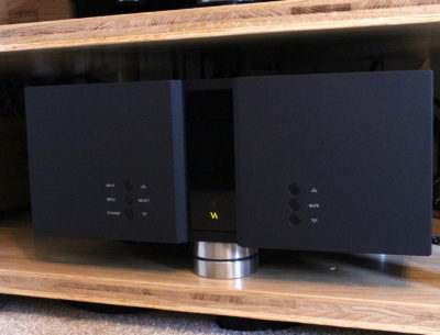 Vitus Audio RI-101 Integrated Amplifier @ Audio Therapy