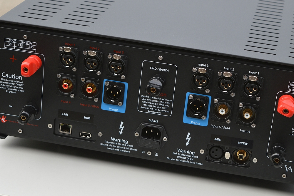 Vitus RI-101 Network DAC Module @ Audio Therapy