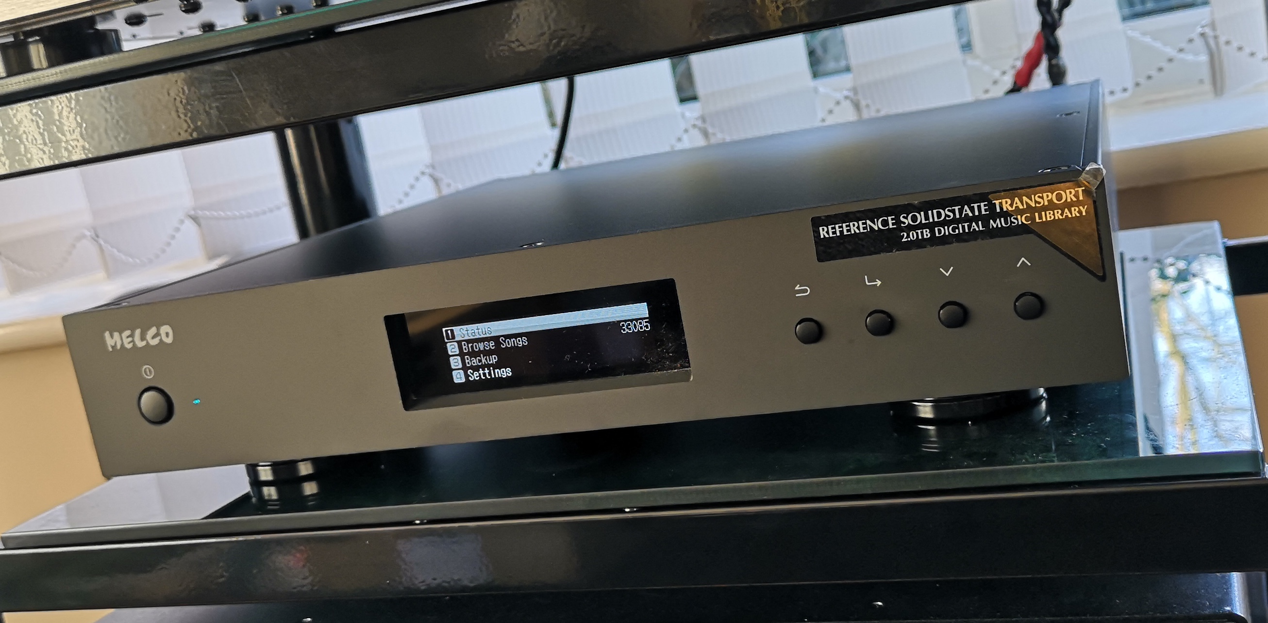 Melco N1ZS/2 and N1ZH/2 at Audio Therapy