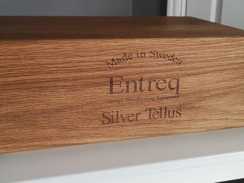 Entreq Silver Tellus @ Audio Therapy