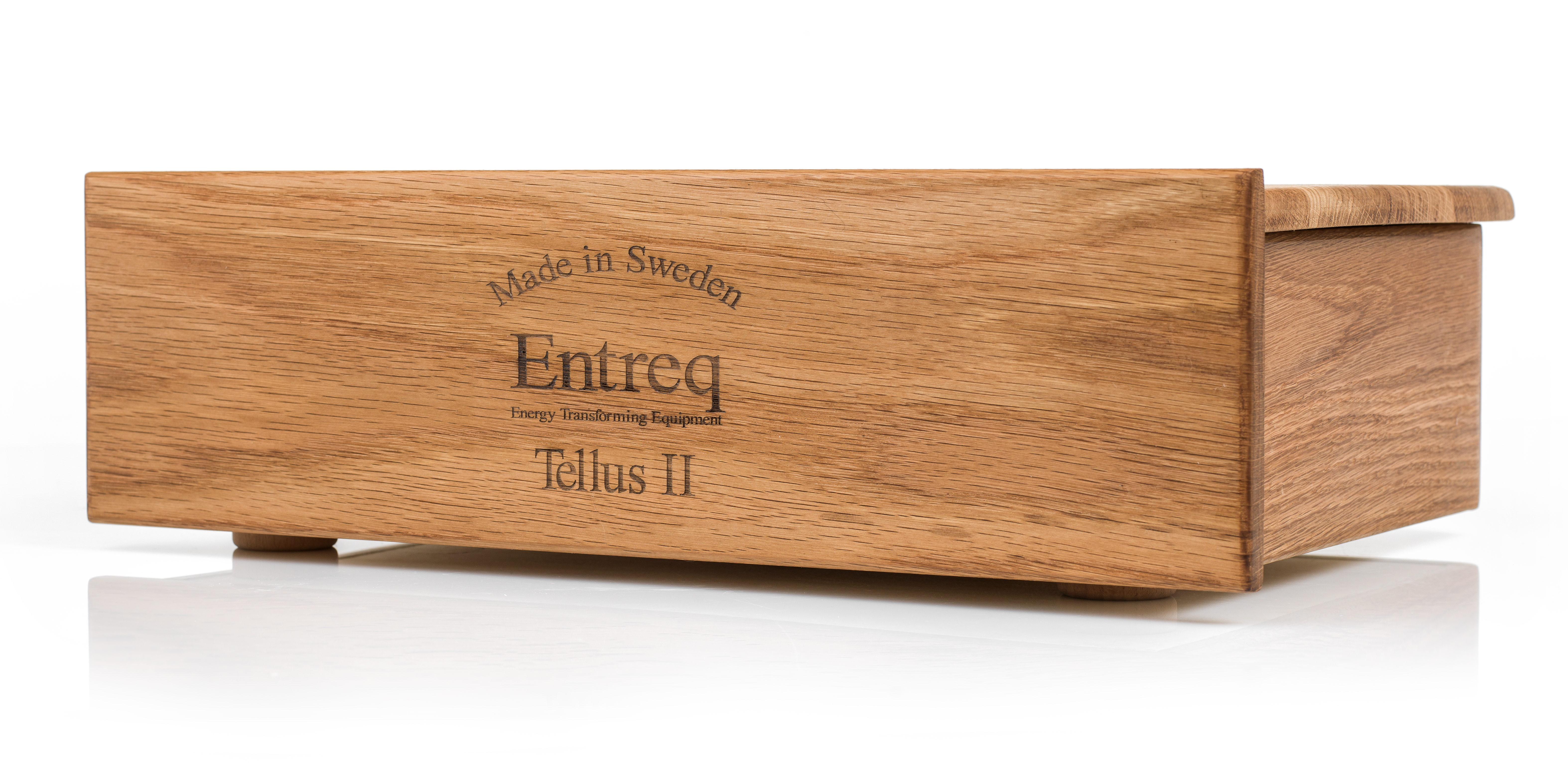 Entreq Tellus 2 @ Audio Therapy